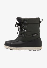 Friboo - Winter boots - black/green - 1