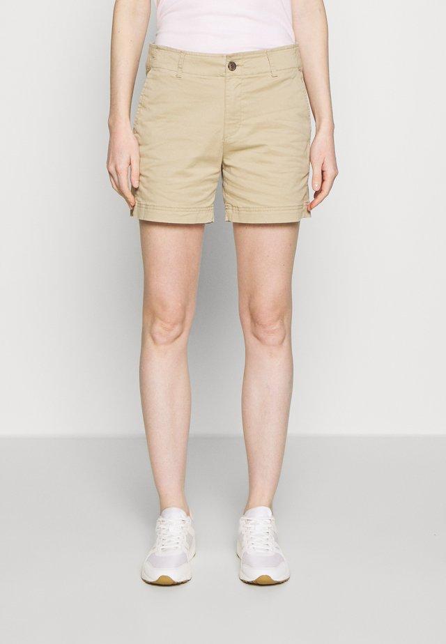 Shorts - iconic khaki