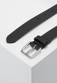 Esprit - SLIM BASIC - Cinturón - black - 2