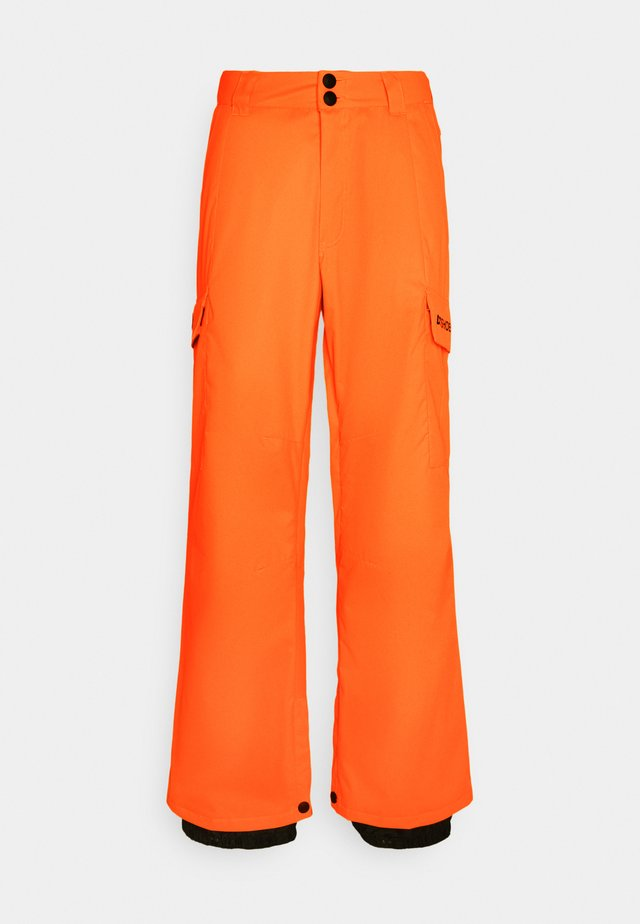 BANSHEE PANT - Skibroek - shocking_orange