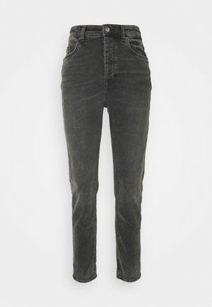 Slim fit jeans - black medium wash