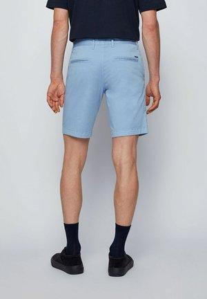 Shorts - open blue