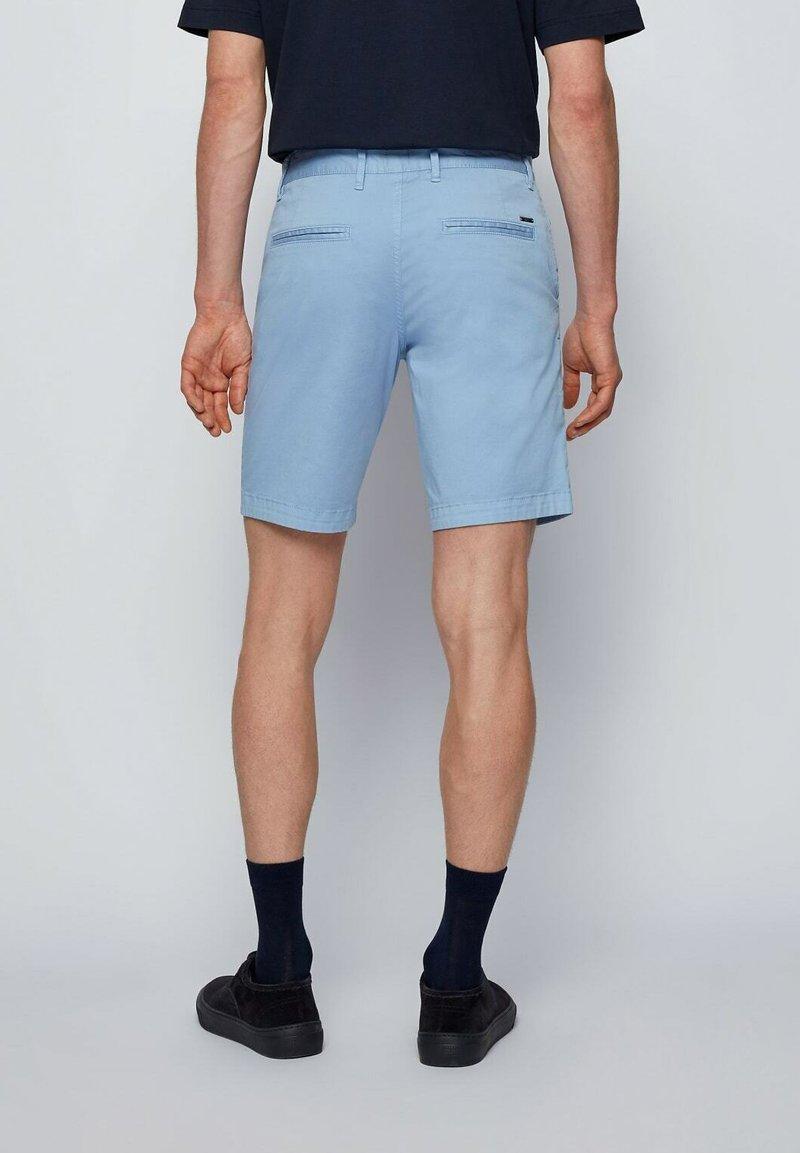 BOSS CASUAL - Shorts - open blue