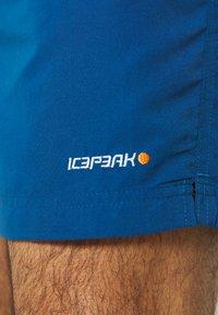 Icepeak - MELSTONE - Outdoor shorts - navy blue - 5