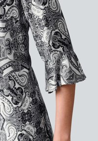 Alba Moda - Day dress - schwarz off white - 4