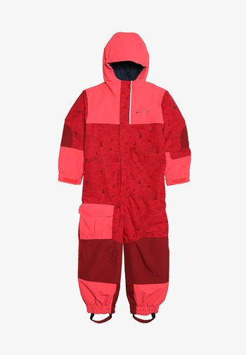 KIDS SNOW CUP OVERALL
