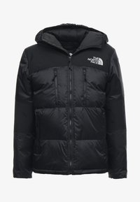 The North Face - HIMALAYAN LIGHT HOODIE - Down jacket - black - 6