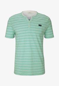 lucite green fine stripe
