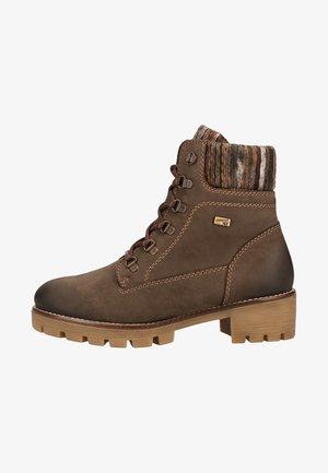 Boots à talons - Smoke / Gray/Brown