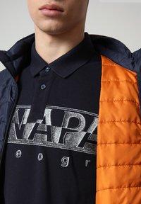 Napapijri - ACALMAR - Winter jacket - blu marine - 4