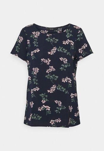 VMSAGA - Basic T-shirt - navy blazer