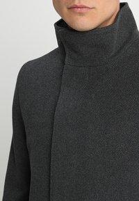 Zalando Essentials - Kåpe / frakk - mottled grey - 5