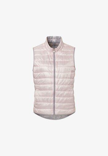 Waistcoat - grey/rosa