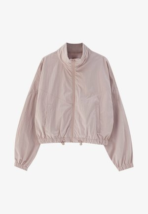 Summer jacket - rose