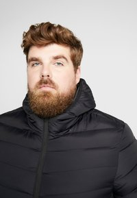 Brave Soul - GRANTPLAIN PLUS - Winter jacket - black - 3