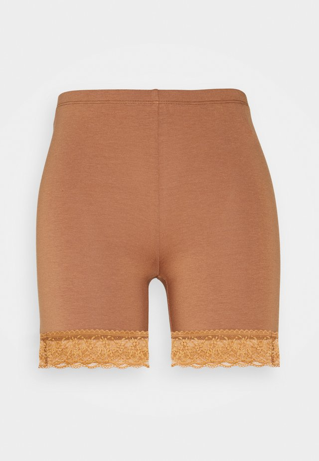 VIOFFICIAL - Shorts - pecan brown