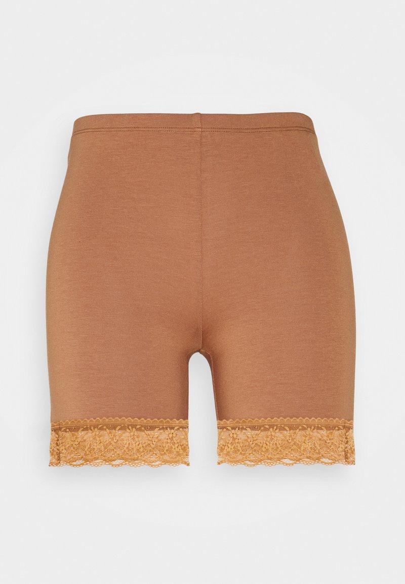 Vila - VIOFFICIAL - Shorts - pecan brown