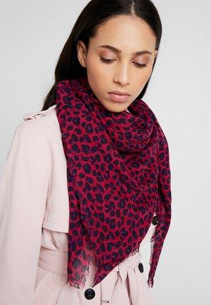 LINORA SCARF - Foulard - raspberry radiance