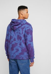 Diamond Supply Co. - WASHED OVERDYED HOODIE - Hoodie - navy - 2