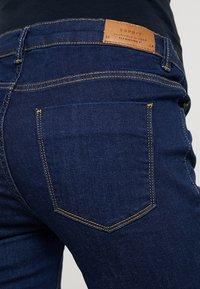 Esprit Maternity - PANTS - Slim fit jeans - darkwash - 3