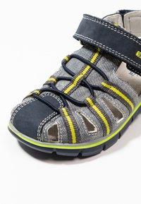 Primigi - Walking sandals - azzurro/jeans - 2