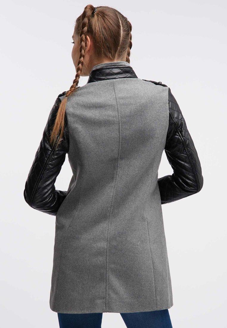 New Release Women's Clothing myMo Short coat mottled grey S2pkSrtjS