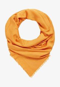 BOSS - LEDONIA - Scarf - open yellow - 2