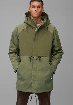 STATEMENT - Winter coat - utility olive