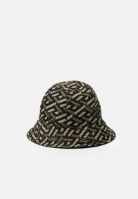 Versace - HAT UNISEX - Hat - kaki/nero - 0