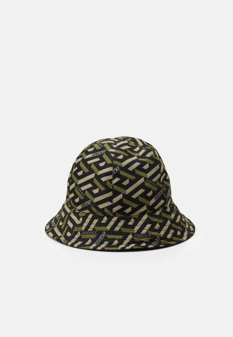 Versace - HAT UNISEX - Hat - kaki/nero