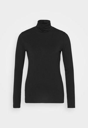 MULTIF - Long sleeved top - schwarz