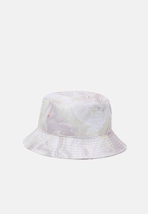 JACMARBLE BUCKET HAT - Hattu - white