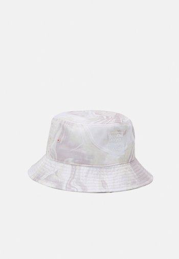 JACMARBLE BUCKET HAT - Hat - white