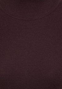 Filippa K - ELBOW SLEEVE - Basic T-shirt - maroon - 2