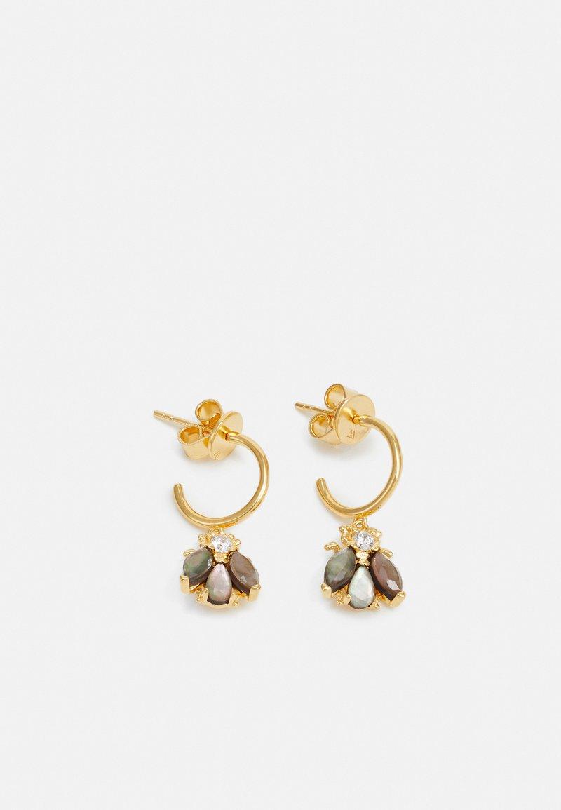 P D Paola - ZAZA - Earrings - gold-coloured