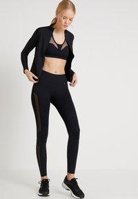 Daquïni - BROOKE - Training jacket - black - 1
