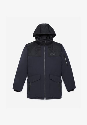Parka - black/navy