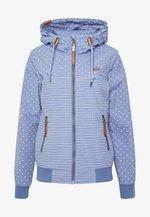 NUGGIE MARINA - Waterproof jacket - lavender