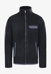 The North Face - Fleece jacket - tnf black/vanadis grey - 0