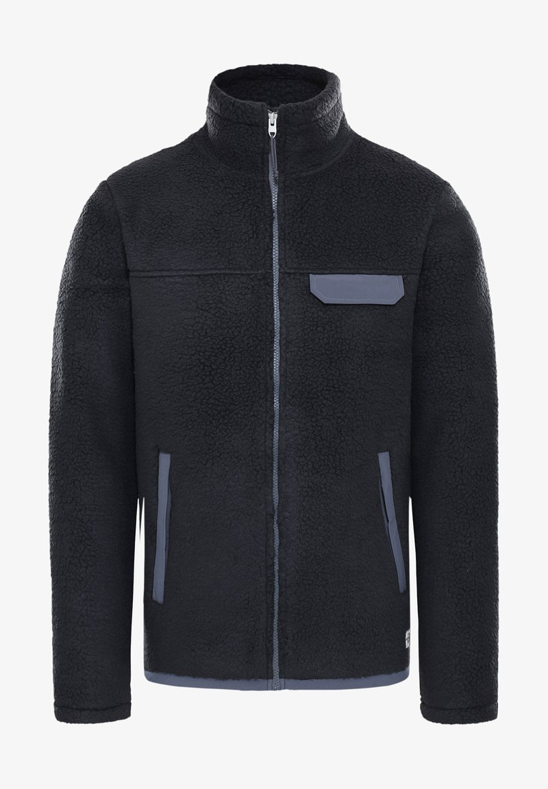 The North Face - Fleece jacket - tnf black/vanadis grey