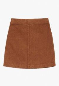 River Island - A-snit nederdel/ A-formede nederdele - light brown - 1