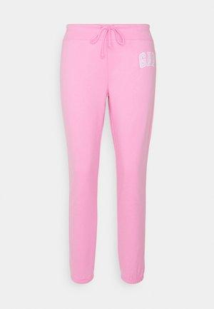 FASH  - Teplákové kalhoty - pink flamingo