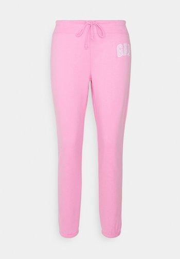 FASH  - Pantalones deportivos - pink flamingo