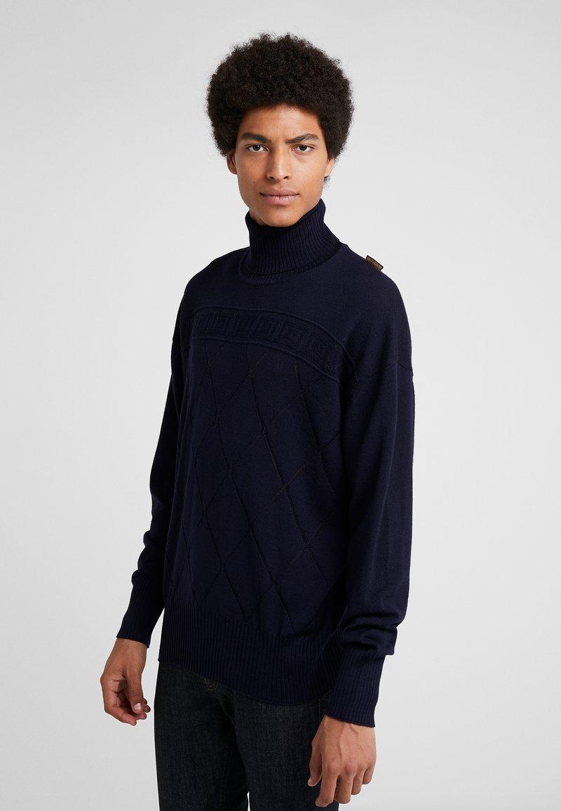 Versace Collection - Strikpullover /Striktrøjer - blue