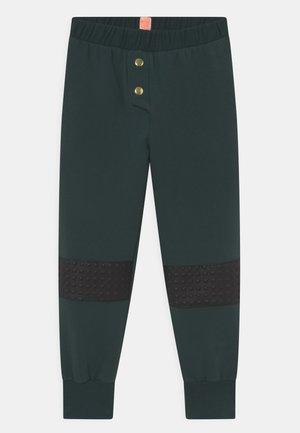 HERO - Teplákové kalhoty - green