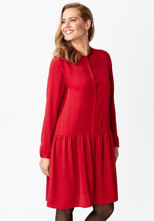 FREJA - Vapaa-ajan mekko - red