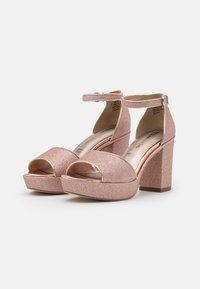 Tamaris - Platform sandals - rose glam - 2