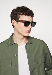 Burberry - Sunglasses - matte green - 1