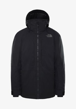 Ski jacket - tnf black heather