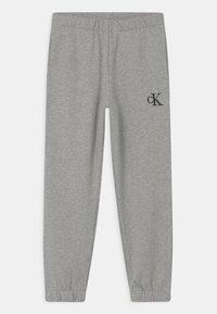 Calvin Klein Jeans - RELAXED ELASTIC  - Joggebukse - grey - 0